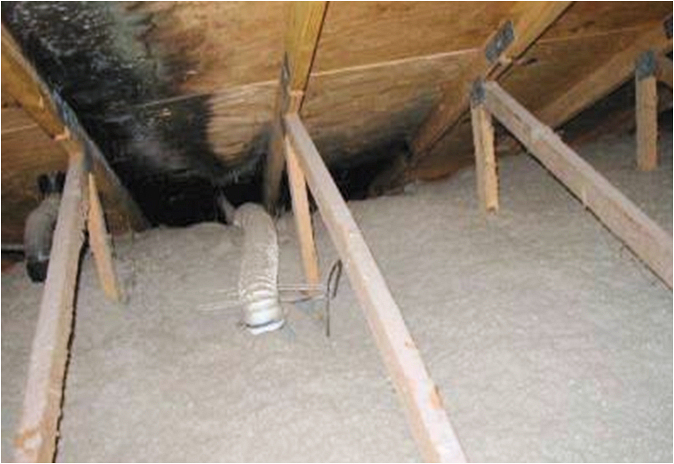 Vent Your Attic And Protect Your Home Wisconsin Home Inspector 4 Square Home Inspections Llc
